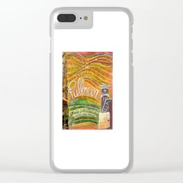 Pullman Clear iPhone Case