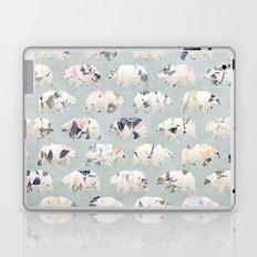 Psychedelic Bears Laptop & iPad Skin
