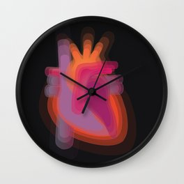 423 Hz Wall Clock