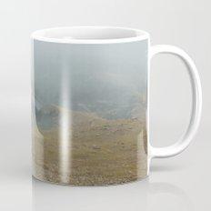 Snowy day on Pikes Peak Mug