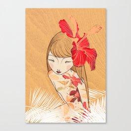 Sharinbai Canvas Print