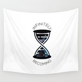Infinitely Becoming (DNA ∞) Wall Tapestry