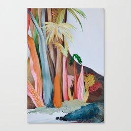 Jungle Landscape Canvas Print