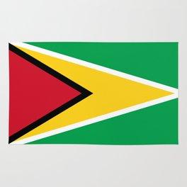 Flag of Guyana Rug
