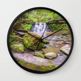 Goit Stock panorama Wall Clock