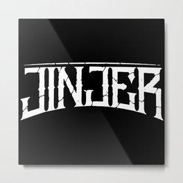Jinjer Metal Print