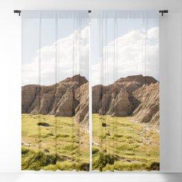 Badland Morning Blackout Curtain