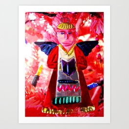 Angel_2 Art Print