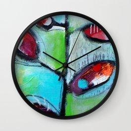 L'abondance Wall Clock