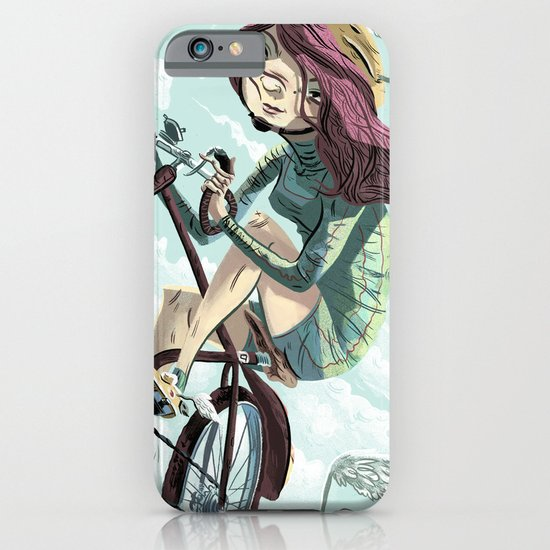 Bikes Not Bombs iPhone & iPod Case