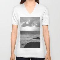 birthday V-neck T-shirts featuring birthday by Dormarv Demand