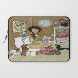 Treat Your Wiener Good Laptop Sleeve
