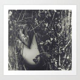 Hiedra/Ivy Art Print