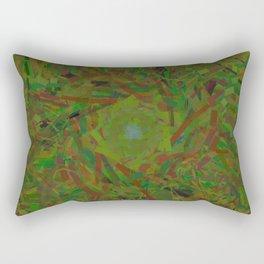 Greeneye Rectangular Pillow