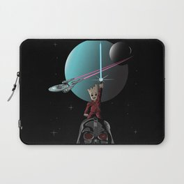 sci-fi mashup Laptop Sleeve