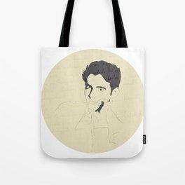 Federico García Lorca Tote Bag