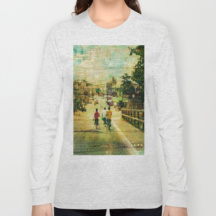 The Friendly Island Long Sleeve T-shirt