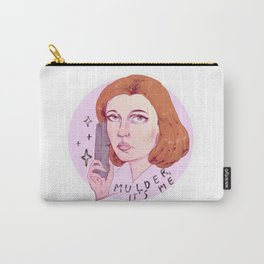 Mulder, it's me Carry-All Pouch