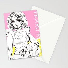 Hikaru Makiba Stationery Cards