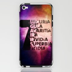 7ins iPhone & iPod Skin
