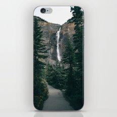 To The Falls II iPhone Skin