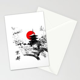 Kyoto - Japan Stationery Cards