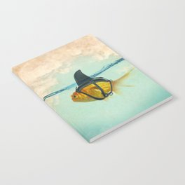 Brilliant Disguise Goldfish Notebook