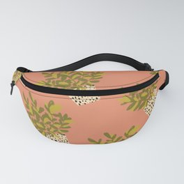 I'm Really into Plants Now Fanny Pack