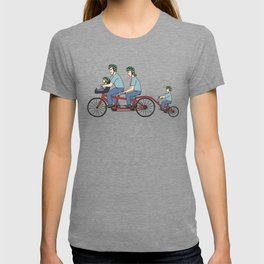 Quad Bicycle T-shirt