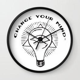 OTP Logo Wall Clock