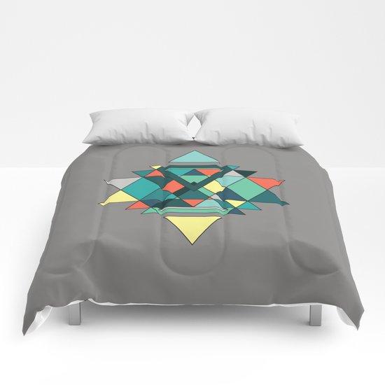 Abstract III Comforters