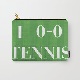 I heart Tennis Carry-All Pouch