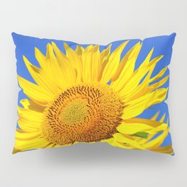 Sun Flower Pillow Sham