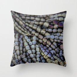 seaweed beads Throw Pillow