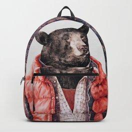 Black Bear Backpack