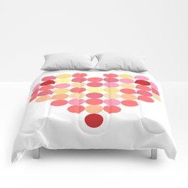 Circles of Love Comforters
