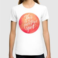 positive T-shirts featuring Positive by Raluca Ag