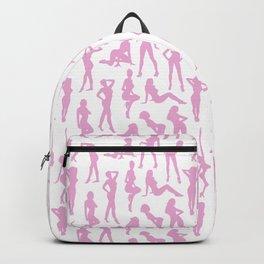 Femmes en Rose Backpack
