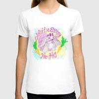 foo fighters T-shirts featuring Little Bunny Foo-Foo by Lauren Campbell Creations