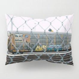 Chain Linked Pillow Sham