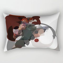 The mysterious one Rectangular Pillow