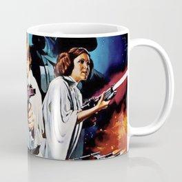 Space Opera British Version Coffee Mug