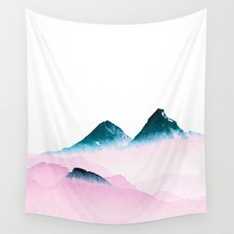Fairy floss Wall Tapestry