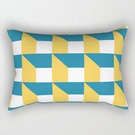 Modern Geometric 51 Rectangular Pillow