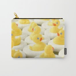 Rubber Ducky Time Carry-All Pouch