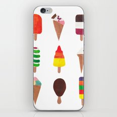 Ice Cream! iPhone & iPod Skin