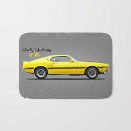 The Shelby Mustang GT350 Bath Mat