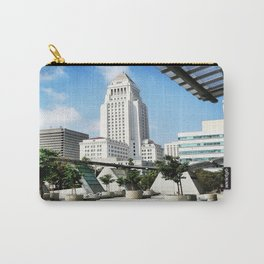 City Hall - 'Lost' Angeles Carry-All Pouch