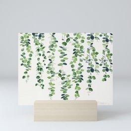 Eucalyptus Garland  Mini Art Print