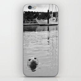 Sea MONSTER iPhone Skin